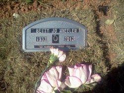 Betty Jo Wheeler