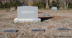 Gertrude <i>Peterson</i> Petersen