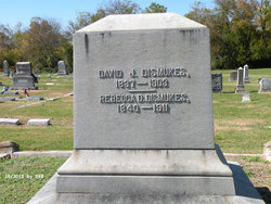 Rebecca W. <i>Donelson</i> Dismukes