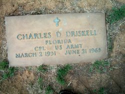 Corp Charles D Driskell