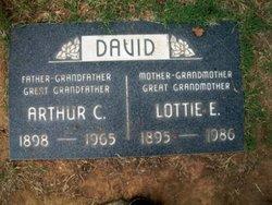Lottie E David