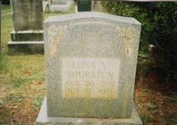 Edna Virginia <i>Voorhest</i> Thurston