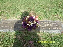 Katherine R <i>Cross</i> Cooper