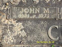 John M Cooper
