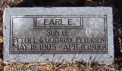 Earl Emmanuel Petersen