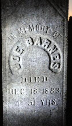 Joe Barnes