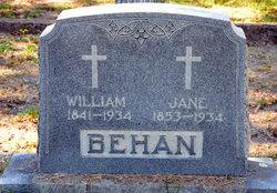 Jane Behan