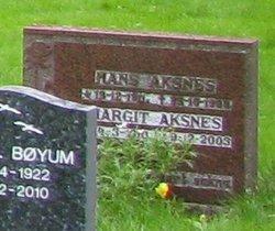 Hans Aksnes