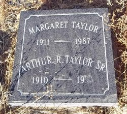 Arthur R Taylor, Sr