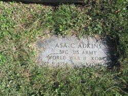 Asa C Adkins