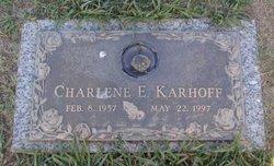 Charlene E. Karloff