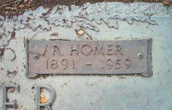 R. Homer Brower