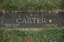 Florence Katherine <i>Scherf</i> Carter