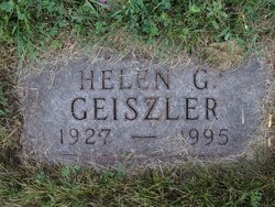 Helen Grace <i>Zumstein</i> Geiszler