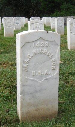 James C. Nicholson