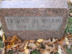 Erskine Mowbray Wilkin