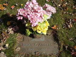 Brian G Anders