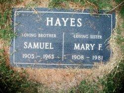 Samuel Hayes