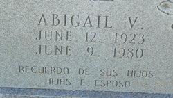 Abigail <i>Vargas</i> Carbajal