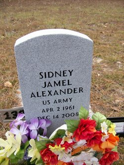 Sidney Jamel Alexander