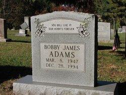 Bobby James Adams