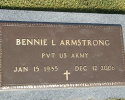 Bennie L Armstrong