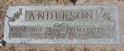 Mardell Ann <i>Comfort</i> Anderson