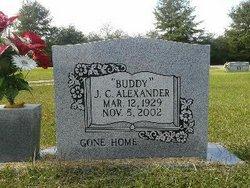 J C Buddy Alexander