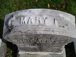Mary Lovell <i>Bicknell</i> Bates