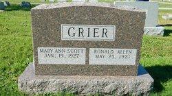 Ronald Allen Grier