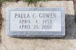 Paula Christine <i>Bird</i> Gowen