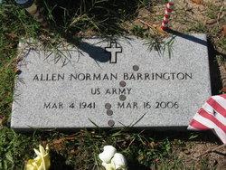 Allen Norman Barrington