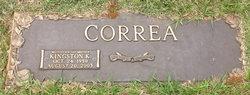 Kingston K Correa