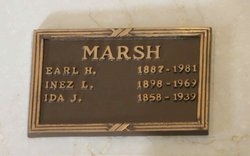 Ida Jane <i>Tracy</i> Marsh