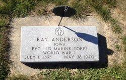 Raymond Ray Anderson