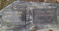 Carol <i>Cobb</i> Hamilton