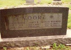 Mollie T <i>Wiseman</i> Moore