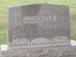 Elizabeth M. <i>Schmidt</i> Connell