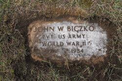 John W Biczko