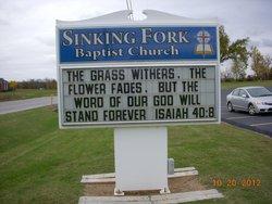 Sinking Fork Baptist Church Cemetery