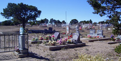 Llanitos Presbyterian Cemetery