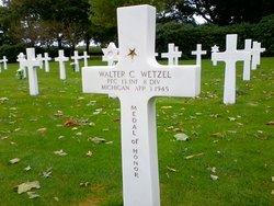 PFC Walter C. Wetzel