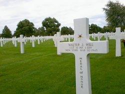 Lieut Walter J. Will