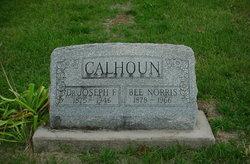 Bee <i>Norris</i> Calhoun