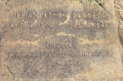 Julian Ashby Burruss