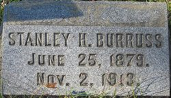 Stanley H Burruss