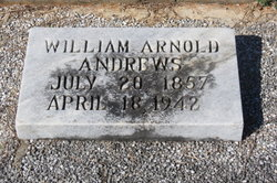 William Arnold Andrews