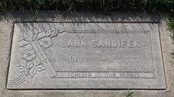 Ann Sandifer
