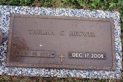 Thelma G <i>Good</i> Hegwer