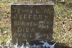 Jewel M <i>Thompson</i> Jeffery